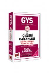 Yargı Yayınları - Yargı Yayınları GYS T.C İçişleri Bakanlığı Eğitim Uzmanı Kadrosu İçin Konu Özetli Soru Bankası