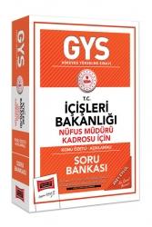 Yargı Yayınları - Yargı Yayınları GYS T.C İçişleri Bakanlığı Nüfus Müdürü Kadrosu İçin Konu Özetli Açıklamalı Soru Bankası