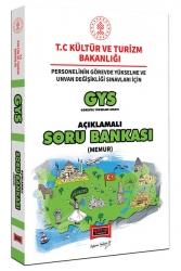 Yargı Yayınları - Yargı Yayınları GYS T.C. Kültür ve Turizm Bakanlığı Memur İçin Açıklamalı Soru Bankası