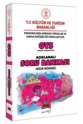 Yargı Yayınları - Yargı Yayınları GYS T.C. Kültür ve Turizm Bakanlığı Müze Müdürü İçin Açıklamalı Soru Bankası
