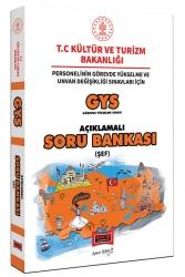 Yargı Yayınları - Yargı Yayınları GYS T.C. Kültür ve Turizm Bakanlığı Şef İçin Açıklamalı Soru Bankası