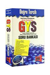 Yargı Yayınevi - Yargı Yayınları GYS Tüm Kamu Kurum ve Kuruluşları İçin Soru Bankası