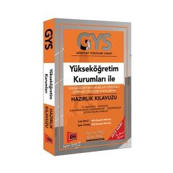Yargı Yayınevi - Yargı Yayınları GYS Yükseköğretim Kurumları Personeli Görevde Yükselme Sınavlarına Hazırlık Kılavuzu