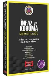 Yargı Yayınevi - Yargı Yayınları İnfaz ve Koruma Memurluğu Mülakat Sınavına Hazırlık Kitabı