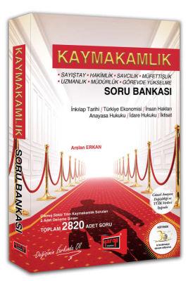 Yargı Yayınları Kaymakamlık Soru Bankası