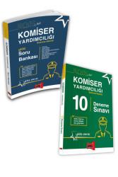Yargı Yayınevi - Yargı Yayınları Komiser Yardımcılığı YILDIZ SERİSİ Seti 4