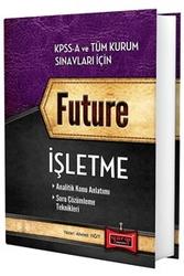 Yargı Yayınları - Yargı Yayınları KPSS A Grubu Future İşletme Konu Anlatımlı