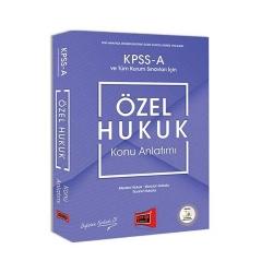 Yargı Yayınevi - Yargı Yayınları KPSS A Grubu Özel Hukuk Konu Anlatımı