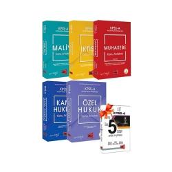 Yargı Yayınevi - Yargı Yayınları KPSS A Grubu Tüm Dersler Konu Anlatımlı Set HEDİYELİ
