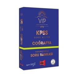 Yargı Yayınları - Yargı Yayınları KPSS VIP Coğrafya Tamamı Çözümlü Soru Bankası