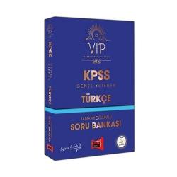 Yargı Yayınevi - Yargı Yayınları KPSS VIP Türkçe Tamamı Çözümlü Soru Bankası
