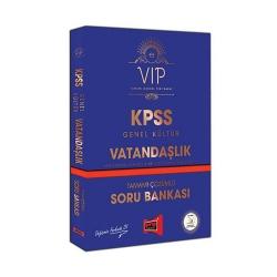 Yargı Yayınları - Yargı Yayınları KPSS VIP Vatandaşlık Tamamı Çözümlü Soru Bankası