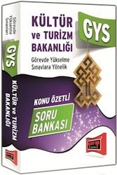 Yargı Yayınları - Yargı Yayınları Kültür ve Turizm Bakanlığı GYS Konu Özetli Soru Bankası