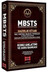 Yargı Yayınları - Yargı Yayınları MBSTS Konu Anlatımı ve Soru Bankası Hazırlık Kitabı