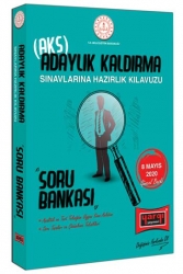 Yargı Yayınları - Yargı Yayınları MEB Adaylık Kaldırma (AKS) Sınavlarına Hazırlık Kılavuzu Soru Bankası
