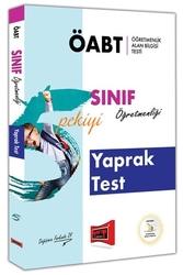 Yargı Yayınları - Yargı Yayınları ÖABT 5 PEKİYİ Sınıf Öğretmenliği Yaprak Test