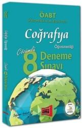 Yargı Yayınevi - Yargı Yayınları ÖABT Coğrafya Öğretmenliği Çözümlü 8 Deneme Sınavı