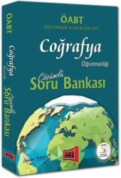 Yargı Yayınları - Yargı Yayınları ÖABT Coğrafya Öğretmenliği Çözümlü Soru Bankası