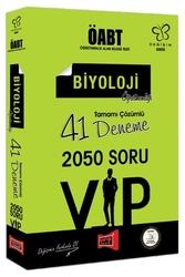 Yargı Yayınları - Yargı Yayınları ÖABT Değişim Serisi VIP Biyoloji Öğretmenliği Tamamı Çözümlü 41 Deneme