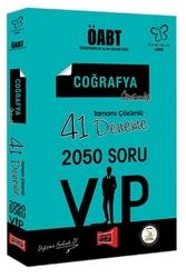 Yargı Yayınları - Yargı Yayınları ÖABT Değişim Serisi VIP Coğrafya Öğretmenliği Tamamı Çözümlü 41 Deneme