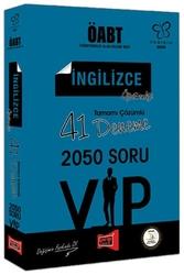 Yargı Yayınları - Yargı Yayınları ÖABT Değişim Serisi VIP İngilizce Öğretmenliği Tamamı Çözümlü 41 Deneme