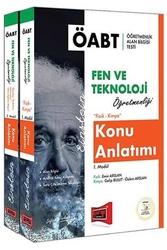Yargı Yayınları - Yargı Yayınları ÖABT EINSTEIN Fen ve Teknoloji Öğretmenliği Konu Anlatımı