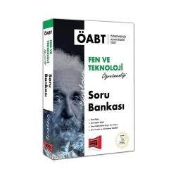 Yargı Yayınları - Yargı Yayınları ÖABT EINSTEIN Fen ve Teknoloji Öğretmenliği Soru Bankası