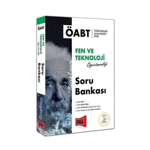 Yargı Yayınları ÖABT EINSTEIN Fen ve Teknoloji Öğretmenliği Soru Bankası