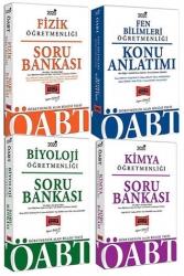 Yargı Yayınları - Yargı Yayınları ÖABT Fen Bilimleri Öğretmenliği Kazandıran Set