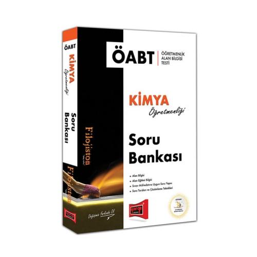 Yargı Yayınları ÖABT FİLOJİSTON Kimya Öğretmenliği Soru Bankası