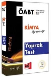 Yargı Yayınları - Yargı Yayınları ÖABT FİLOJİSTON Kimya Öğretmenliği Yaprak Test