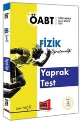 Yargı Yayınları - Yargı Yayınları ÖABT İVME Fizik Öğretmenliği Yaprak Test
