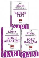 Yargı Yayınları - Yargı Yayınları ÖABT Kimya Seti