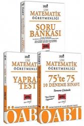 Yargı Yayınları - Yargı Yayınları ÖABT Lise Matematik Öğretmenliği Seti