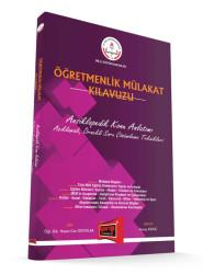 Yargı Yayınevi - Yargı Yayınları Öğretmenlik Mülakat Kılavuzu