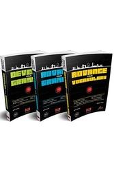 Yargı Yayınları - Yargı Yayınları Orta ve İleri Seviye Gramer ve Akademik Kelime Kitap Paketi