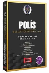 Yargı Yayınları - Yargı Yayınları Polis Meslek Yüksek Okulları Mülakat Sınavına Hazırlık Kitabı