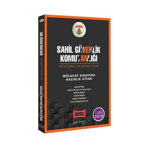 Yargı Yayınları Sahil Güvenlik Komutanlığı Mülakat Sınavına Hazırlık Kitabı