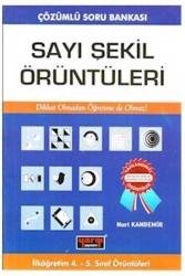 Yargı Yayınları - Yargı Yayınları Sayı Şekil Örüntüleri 4. 5. Sınıflar İçin Çözümlü Soru Bankası