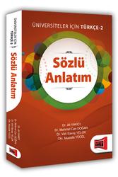 Yargı Yayınları - Yargı Yayınları Sözlü Anlatım Üniversiteler İçin Türkçe - 2