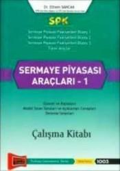 Yargı Yayınevi - Yargı Yayınları SPK Sermaye Piyasası Araçları - 1 Çalışma Kitabı
