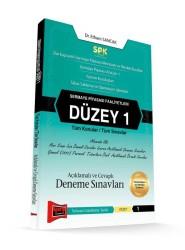Yargı Yayınevi - Yargı Yayınları SPK Sermaye Piyasası Faaliyetleri Düzey 1 Açıklamalı ve Cevaplı Deneme Sınavları