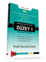 Yargı Yayınevi - Yargı Yayınları SPK Sermaye Piyasası Faaliyetleri Düzey 1 Pratik Hazırlık Kitabı