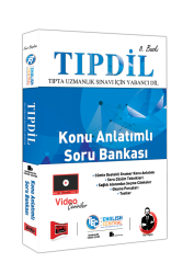 Yargı Yayınları - Yargı Yayınları TIPDİL Konu Anlatımlı Soru Bankası 8. Baskı