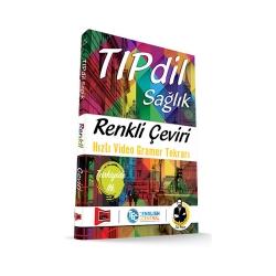 Yargı Yayınevi - Yargı Yayınları TIPDİL Sağlık Renkli Çeviri