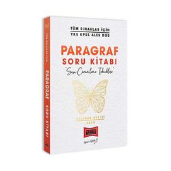 Yargı Yayınları Tüm Sınavlar İçin Kelebek Serisi Muhteşem Paragraf Soru Deneme Seti - Thumbnail