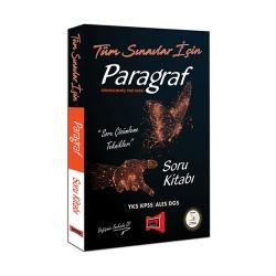 Yargı Yayınevi - Yargı Yayınları Tüm Sınavlar İçin Paragraf Soru Kitabı