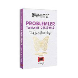 Yargı Yayınları - Yargı Yayınları Tüm Sınavlar İçin Tamamı Çözümlü Problemler