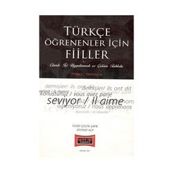 Yargı Yayınevi - Yargı Yayınları Türkçe Öğrenenler İçin Fiiller