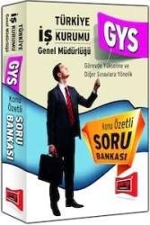 Yargı Yayınları - Yargı Yayınları Türkiye İş Kurumu GYS Sınavı Konu Özetli Soru Bankası